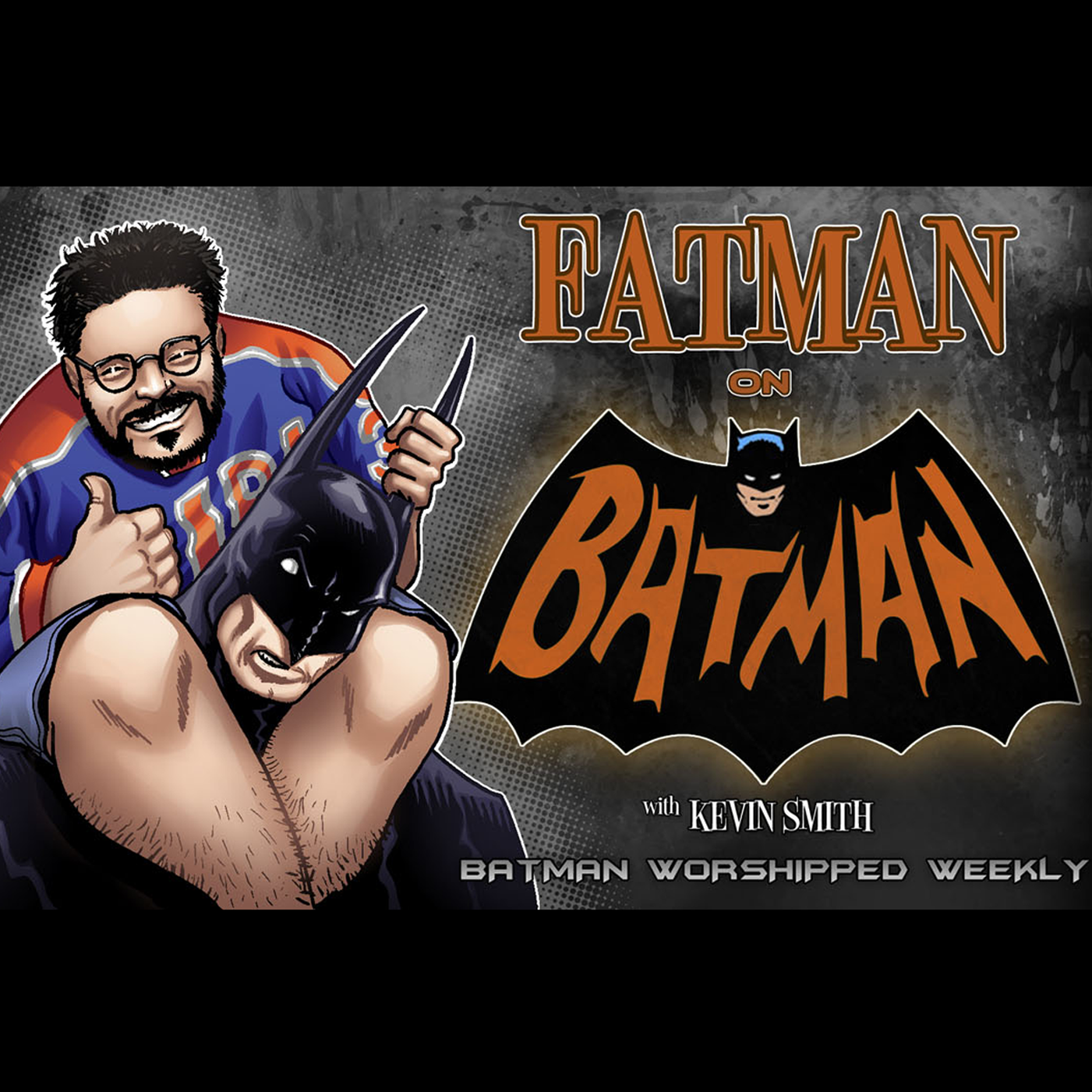 FAT MAN ON BATMAN